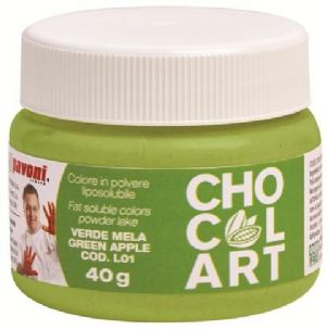Chocolart Pavoni Fat Soluble Coloured Powder